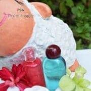 pdp16-แชมพู-30ml-ขวดสีแดงทรงกระบอกเตี้ยเจลอาบน้ำ-ขวดสีฟ้าทรงหัวใจ-สีแดง4