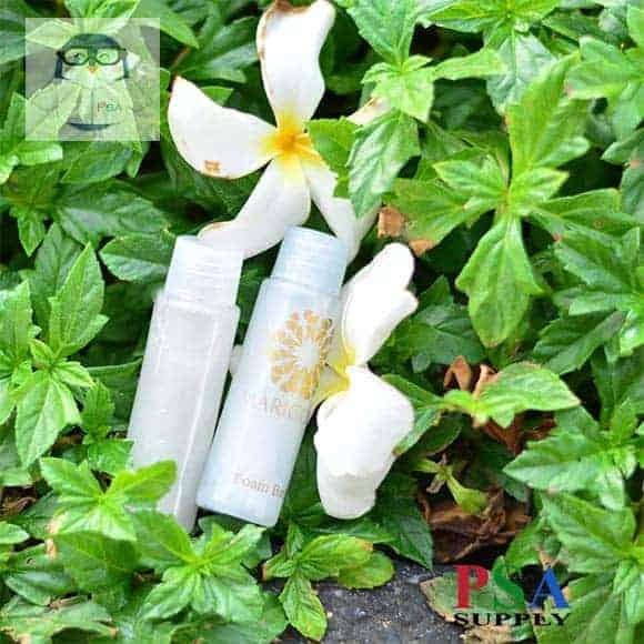 แชมพู-ครีมนวดผม 30ml ขวดใสเหลี่ยม และ ขาวขุ่น (1)