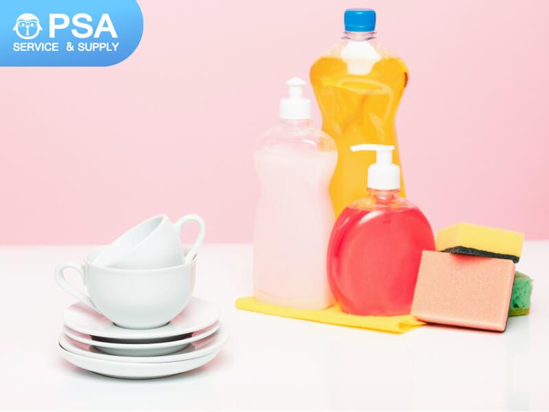 น้ำยาล้างจาน